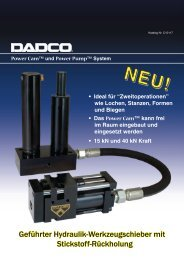 Power Cam - DADCO Inc.