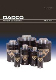 90.10 Serie Druckbare PDF-Datei - DADCO Inc.