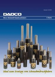 Druckbare PDF-Datei - DADCO Inc.