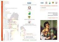 Brochure_Sechi_22 giugno 2013.pdf - Medicina interna e sanità ...
