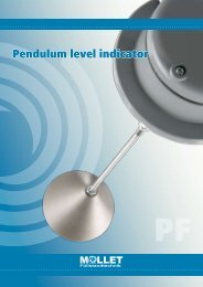 Pendulum level indicator