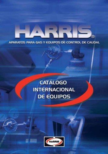 catalogo harris - Lehengoak