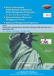 USA - The Management School London