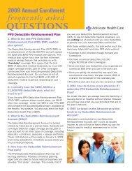 Healthe - Advocate Benefits