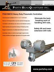 Download Brochure - Parts HeadQuarters Inc