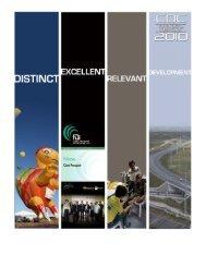 2010 Annual Report - Clark.com.ph