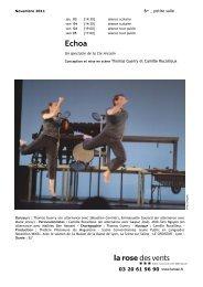ECHOA:IMPORT EXPORT - La Rose des Vents