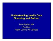 Irene Aguilar´s Health Care presentation - Lwvmontezuma.org