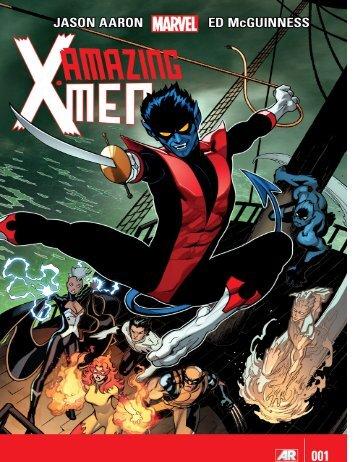 Amazing X-Men 001