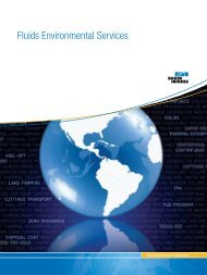 Fluids Environmental Services Brochure - Baker Hughes