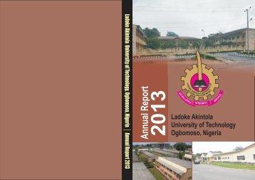 LAUTECH-ANNUAL-REPORT-2013