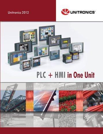 Unitronics Products Brochure4.56 MB