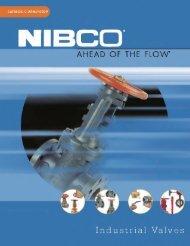 Nibco Globe & Angle Valves - Kodiak Controls