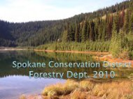 here - Spokane County Conservation District