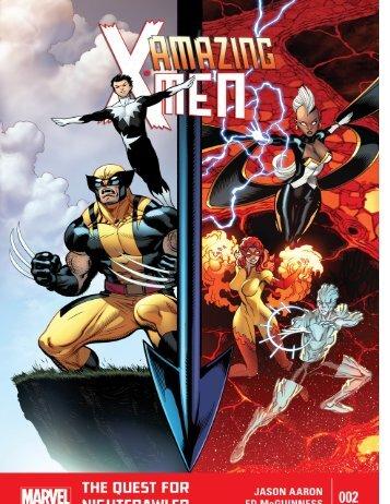 Amazing X-Men 002