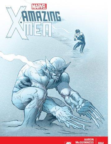 Amazing X-Men 004