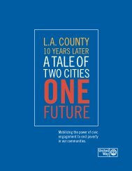 L.A. County 10 Years Later: A Tale of Two Cities, One Future