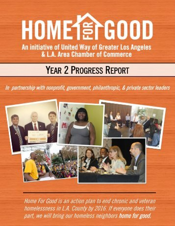 Home For Good Y2 Report - Amazon Web Services
