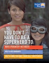 Workplace Results Brochure - United Way of Greater Los Angeles