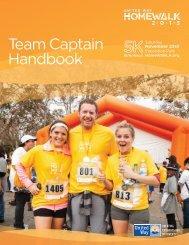 Team Captain Handbook (PDF) - United Way of Greater Los Angeles