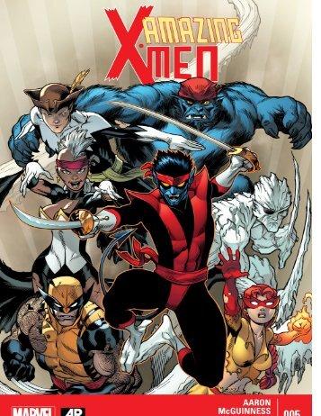 Amazing X-Men 005