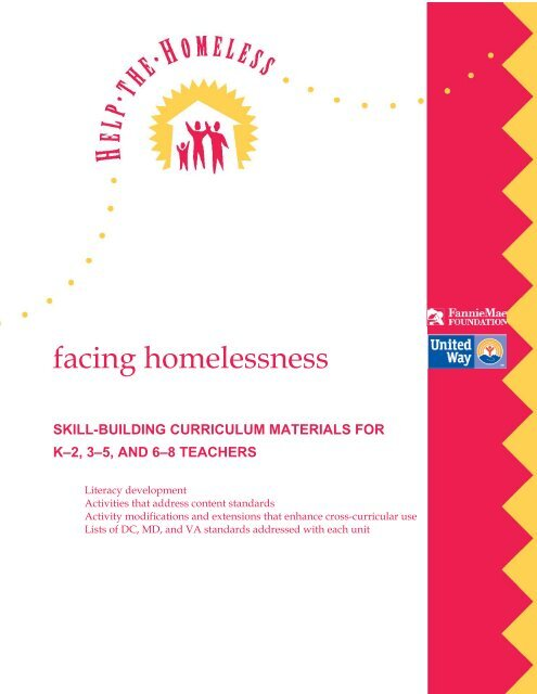 facing homelessness - United Way of Greater Los Angeles