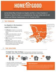 Led by United Way of Greater Los Angeles and the L.A. Area ...