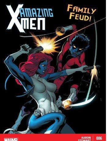 Amazing X-Men 006