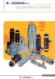 Caudalímetros y monitores - Lehengoak