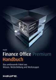 Finance Office Premium Handbuch - iDesk2 - Haufe.de