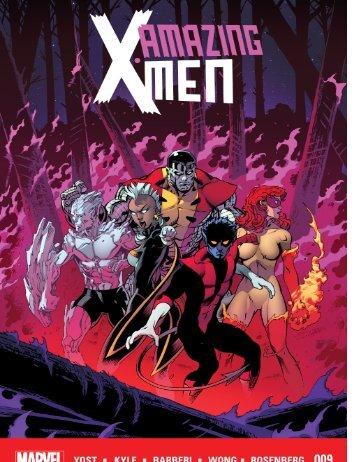Amazing X-Men 009