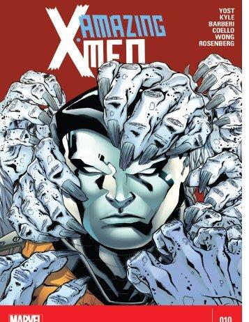 Amazing X-Men 010
