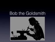 Bob goldsmith - University of St. Thomas