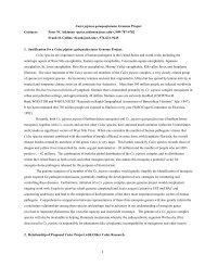 Culex Genome White Paper - Computational Evolutionary Genomics ...