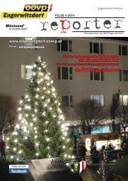 OÖVP Engerwitzdorf Reporter - Folge 4/2014