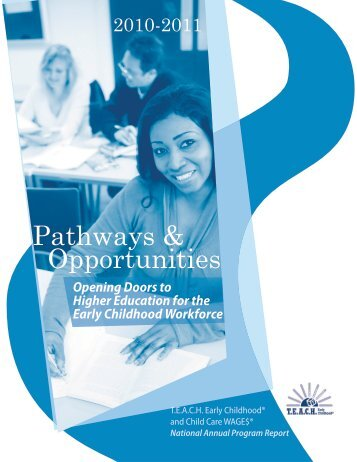 Pathways & Opportunities: Opening Doors to Higher Education for ...