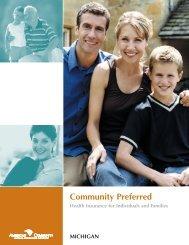 Community Preferred - Health Insurance Leads