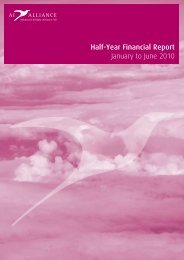 Half-Year Financial Report January to June 2010 - Advanced Inflight ...
