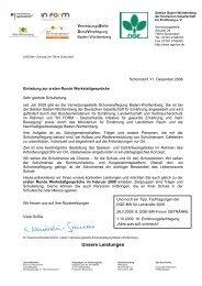 Deutsche Gesellschaft - www.gesunde-schule-bw.de
