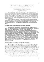Kinder von psychisch kranken Eltern Rheinevortrag-2