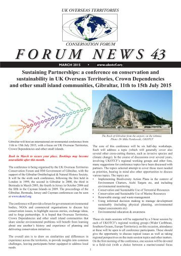 Forum News 43 March 2015