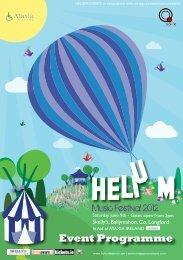 Best Wishes to Helium 2012 - Helium Music Festival