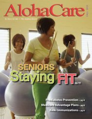 SeniorS - AlohaCare