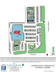 Versant EST Carrefour - September 5 ,2013 - First Capital Realty