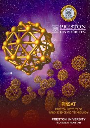 PINSAT - Preston University