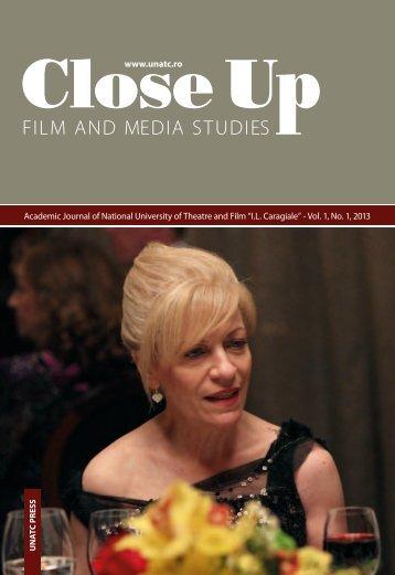 Close Up: Film and - unatc