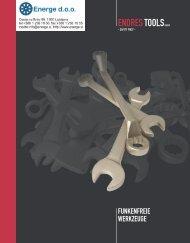 6-Kant-Steckschlüsseleinsatz - Energe