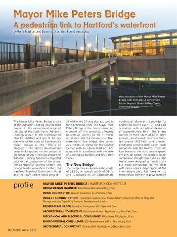 Mayor Mike Peters Bridge Mayor Mike Peters Bridge - Aspire - The ...