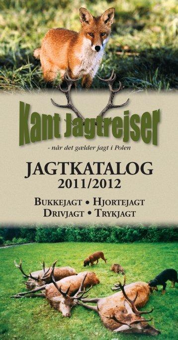 JAGTKATAloG - Kant Jagtrejser