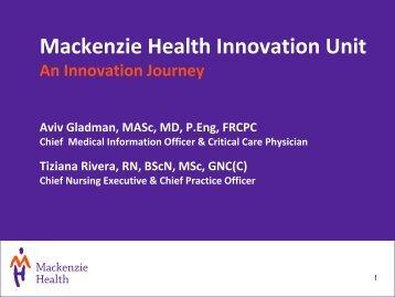 Innovation Unit Journey - HealthAchieve Public Version